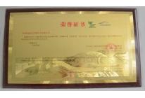 上海世博会-荣誉证书
